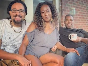 PHOTOS: Beautiful Woman Who's Married To Two Men Says Human Beings Have Been Duped By Monogamy