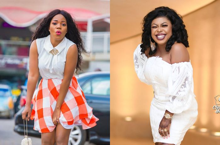 Mzbel Gets Back At Afia-Asks Her Fans If She Should Reply That Bitch Who Borrows Money To Wed A Man