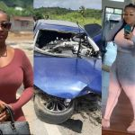 PHOTOS: Pretty Ghanaian Slay Queen Dies In A Car Accident While Returning From Her Friend's Funeral