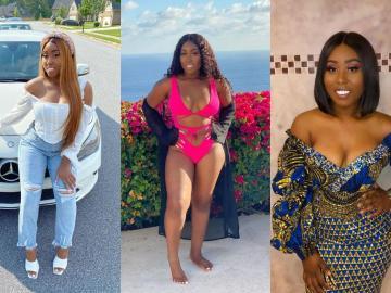 Check Out Bikini Photos Of Fantana's Younger Sister
