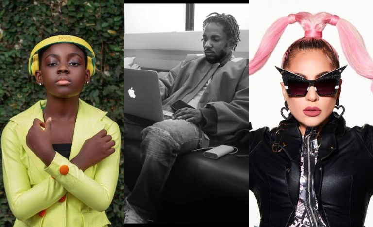 VIDEO: DJ Switch Stars In Apple's New 'Behind The Mac' Advert With Kendrick Lamar, Lady Gaga And Others