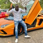 PHOTO: Socialite Ginimbi Might've Have Been Shot Before The Gory Accident As Bullet Holes Have Been Found On His Burnt Rolls Royce