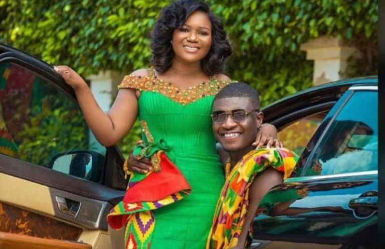 Joy FM's Presenter, Lexis Bill, Marries His Longtime Girlfriend In A Colourful Traditional Ceremony