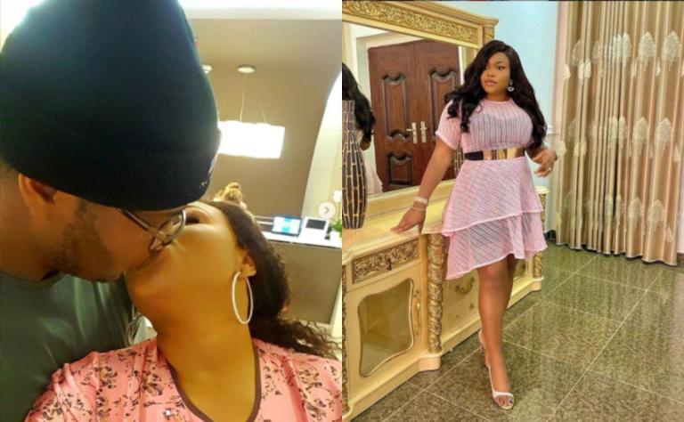 Nollywood Actress, Ruth Kadiri, Celebrates Wedding Anniversary With Husband