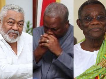 VIDEO: Chairman Wontumi Says The Ghosts Of Atta Mills And Rawlings Are Haunting John Mahama