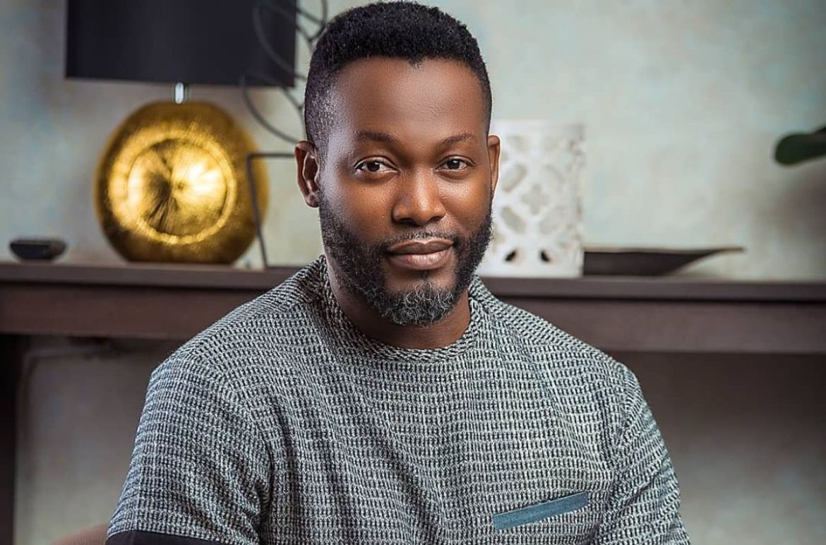 Actor Adjetey Anang Reveals His Bad Boy Role In