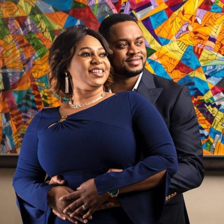 MP For Dome Kwabenya, Sarah Adwoa Safo, Pens Down Romantic Birthday Message To Her Husband