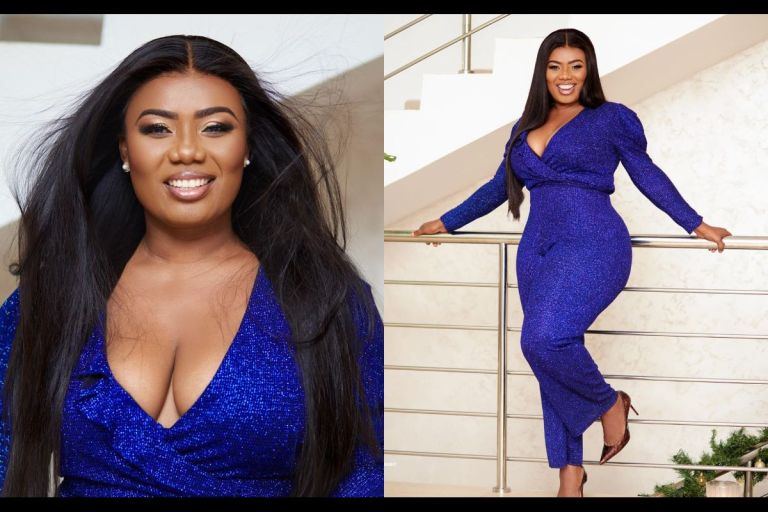 Bridget Otoo Flaunts Her 'Twin Towers' In New Photos To Celebrate Her Birthday