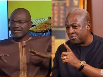 Election 2020: Kennedy Agyapong Warns John Mahama After He Rejected The Presidential Results