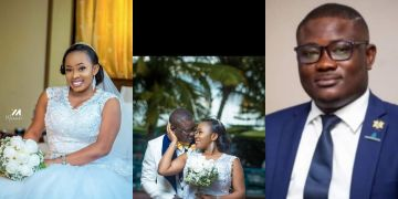 Married Ghanaian Man Who Swore By His Scrotums To His Side-chick That He's Divorced Finally Exposed