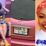 PHOTOS: Slay Queen, Mona Gucci, In Trouble Over 'Fake' Customized Car Registration Number