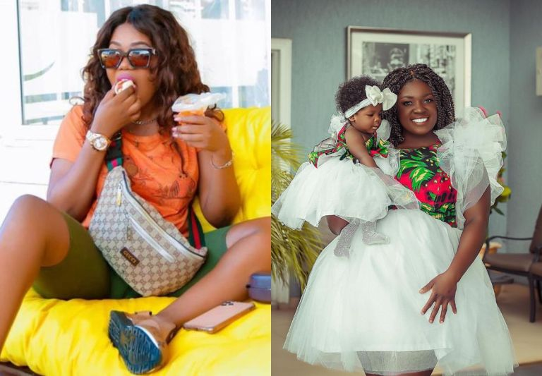 VIDEO: Mzbel Confirms That The Leaked Phone Call Between Herself And Tracey Boakye Over Mahama Is Real And Not Fake