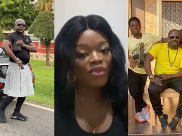 VIDEO: Osebo's Ex-wife Says She'll Never Allow Him To See Their Kids Until He Stops Wearing Skirts