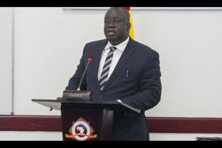 National Security Boss, Joshua Kyeremeh, Dies While Receiving Treatment For COVID-19