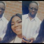 PHOTO: Afia Pokuaa Flaunts Her Husband For The First Time On Social Media