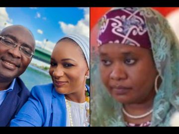 Alleged First Wife Of Vice President Bawumia, Ramatu Bawumia, Pops Up