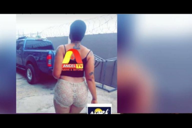 Beautiful Young Ghanaian Lady Fingered And Fondled To Death