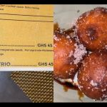 Funny Reactions As 'Bofrot' Is Sold For Ghc45 At A Certain Restaurant In Ghana
