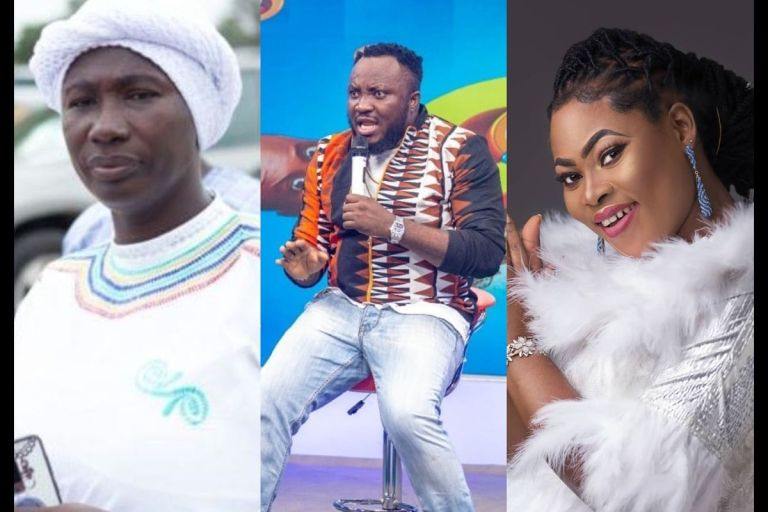 DKB Says He's In Support Of What Cecilia Marfo Did To Joyce Blessing