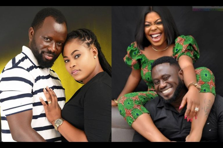 VIDEO: Afia Schwar Claims Joyce Blessing's Estranged Husband, Dave Joy, Is Another Version Of Abrokwah