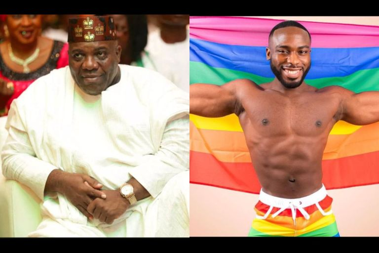 Former Presidential Aide, Doyin Okupe, Reacts To His Son, Bolu Okupe Coming Out Boldly As Gay