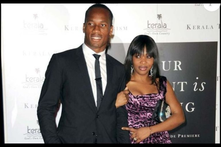 Chelsea Legend, Didier Drogba Divorces His Malian Wife Of 20 Years, Lalla Diakite