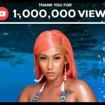 "With A Few Dollar Bills, Hajia4Reall's ""Badder Than"" Song Hits 1 Million Streams On YouTube"