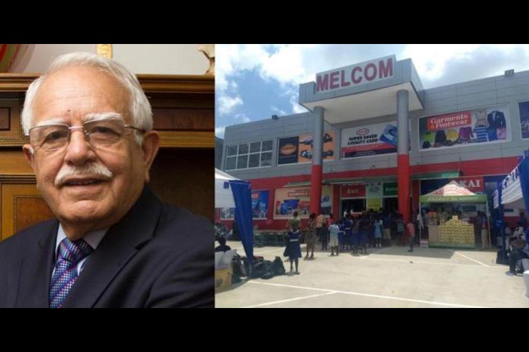 Founder Of Melcom, Bhagwan Ramchand Khubchandani, Dies