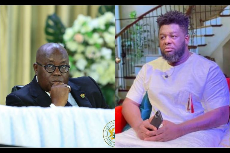 VIDEO: Bulldog Threatens The Life Of President Akufo-Addo On Live Television