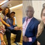 Ned Nwoko, Advises Young Men To Work Hard And Make Money If They Want To Marry And Enjoy Younger Ladies Like He's Doing