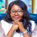Wedding Invitation Of MP For Kwabre East, Francisca Oteng Mensah, Pops Up After Claiming She's Single And Needs A God-fearing Man