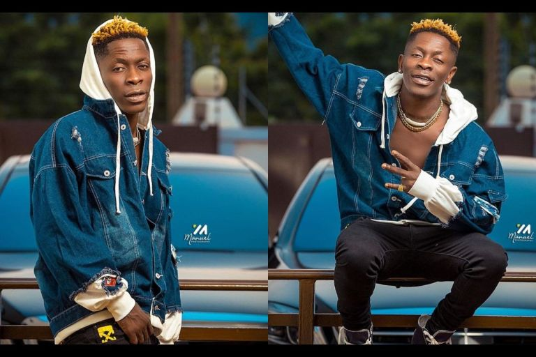 VIDEO: Shatta Wale Adds A Brand New Range Rover To His Fleet Of Luxury Cars
