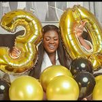 PHOTOS: Tracey Boakye Celebrates Her 30th Birthday In Style