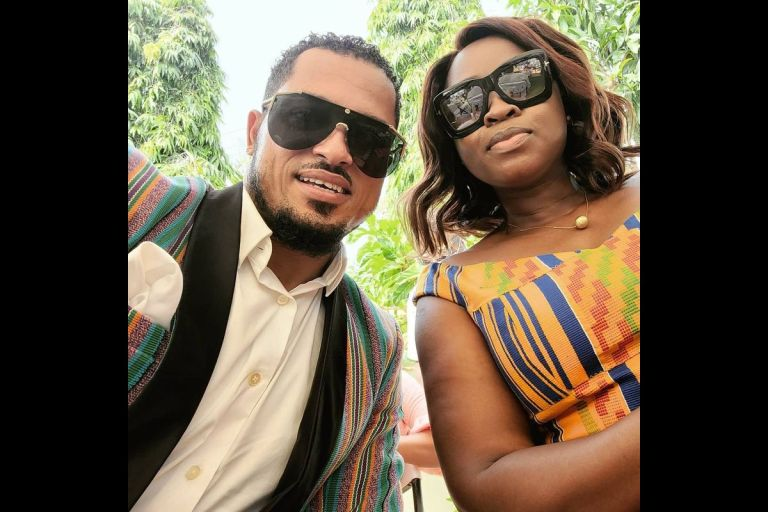 PHOTOS: Actor Van Vicker Wishes His Wife On Her 44th Birthday