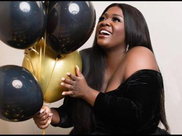 Tracey Boakye Celebrates As Her 'Fatherless' Daughter, Nana Akua Nhyira, Hits 100,000 Followers On Instagram