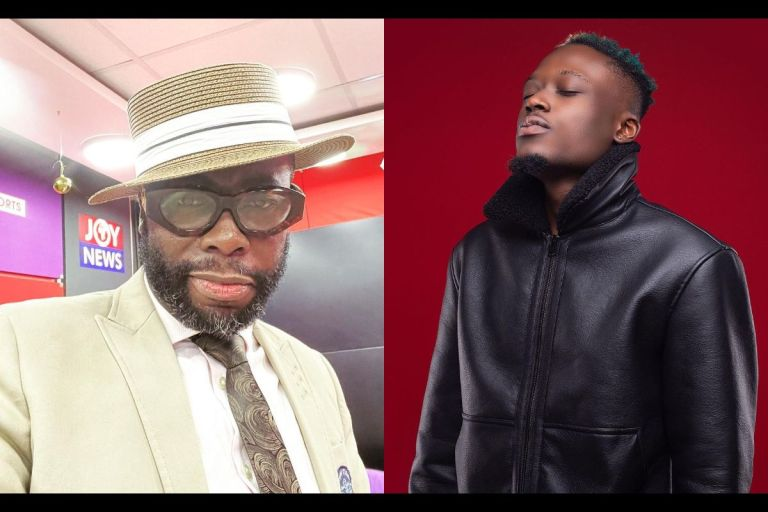 VIDEO: Andy Dosty Sacks Underground Artiste, Okesse, From Hitz FM Studios For Being Late And Rude And He's RIGHT