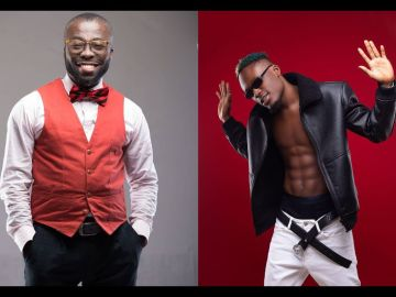 VIDEO: Andy Dosty And Okesse Apologize To Each Other For Going Hard At Each Other