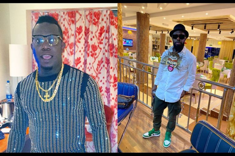 Timaya Warns People Not To Compare Him To Rubbish After Someone Compared Him To Duncan Mighty