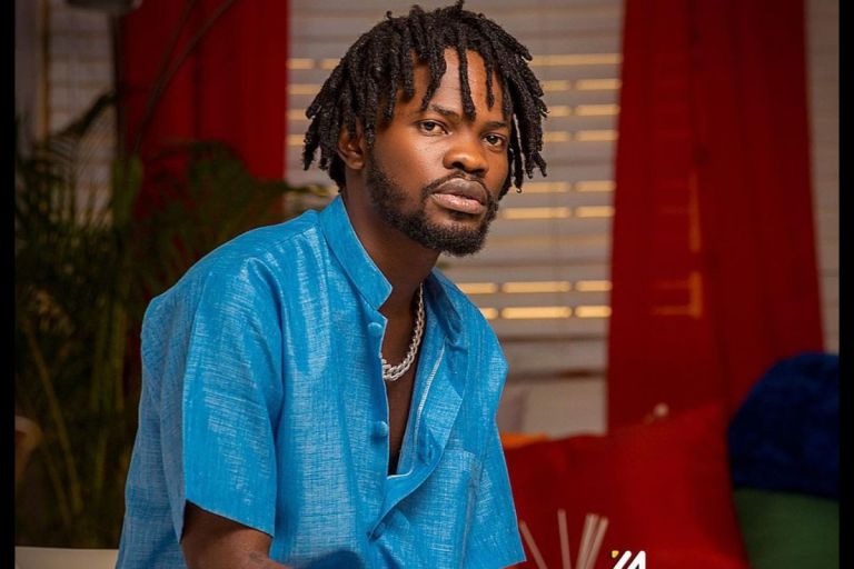 VIDEO: Fameye Drops A Reaction Following Reports That He Was Arrested