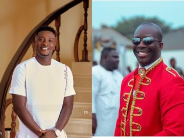 Prophet Kumchacha Tells Asamoah Gyan To Go And Bring Back Castro