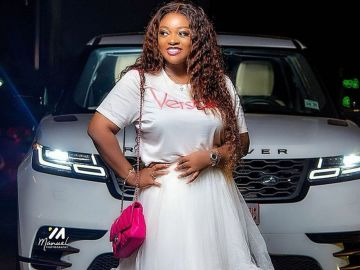 Jackie Appiah Says She Prefers Dating A Billionaire To A Poor Man In New Video