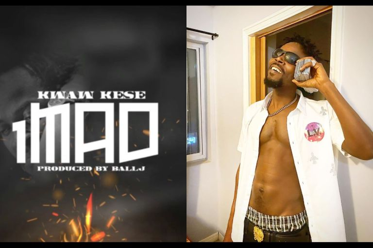Kwaw Kese Takes Inspiration From Shatta Wale's '1DON' And Stonebwoy's '1GAD' Songs To Release '1MAD'