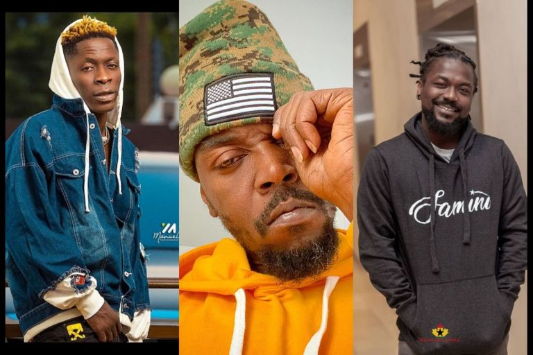 VIDEO: Grown-ups Without Brains - Kwaw Kese Fires Samini And Shatta Wale Over Their Planned Beef