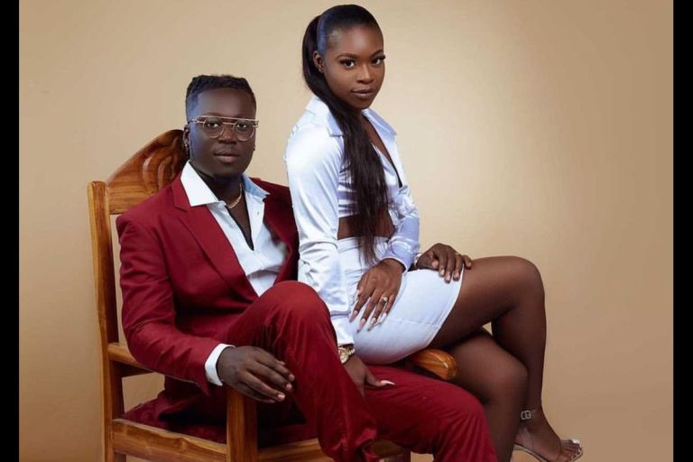 Wisa Greid Denies Claims That He Married His Wife, Bella Tee, For Canadian Papers