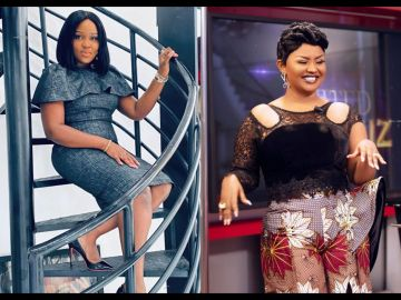 VIDEO: Adwoa Saah Claims That Nana Ama Mcbrown's 'Mcbrown Kitchen' Show Idea Was Stolen From Her