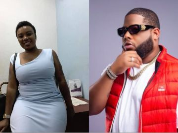 Bridget Otoo Probably Wants To Say That DBlack Is A Fool That's Why He Got Scammed By Dr UN