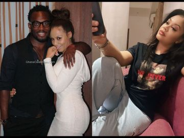 VIDEO: Prophet Adu Boahen Claims Michael Essien Couldn't Stay With Nadia Buari And Other Ladies He Dated Because He Is Gay