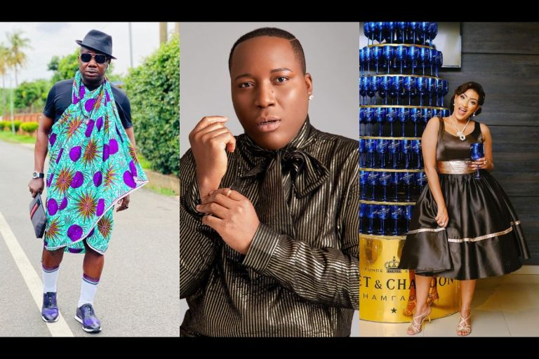 VIDEO: Stylist Charles Dior Sh*t-talks About Juliet Ibrahim, Osebo, Shatta Wale And Others Over Their 'Horrible' Fashion Sense