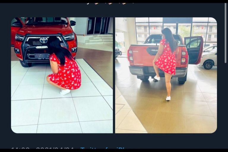 South African Woman Hijacked At Gun Point A Few Hours After Flaunting Her New Toyota Car On Twitter