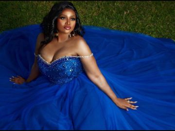 MzGee Celebrates Her Birthday With Stunning Photos And A Sad Story Of Her Miscarriage That Almost Ruined Her Life